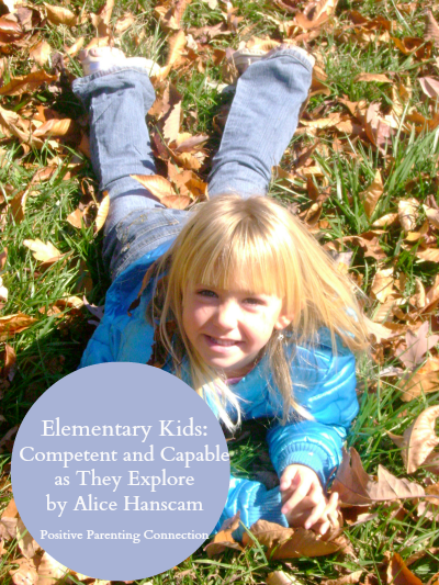 Elementary Kids: Competent and Capable As They Explore