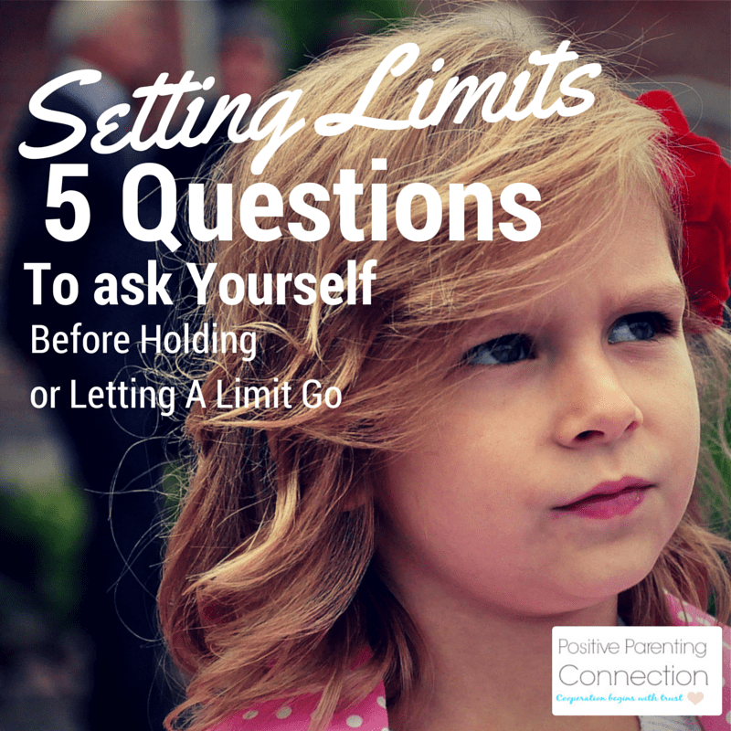 5 Questions to Ask Before Holding or Letting a Limit Go