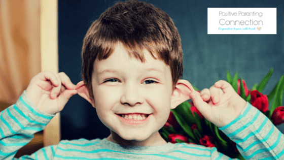 Getting kids to listen with positive discipline