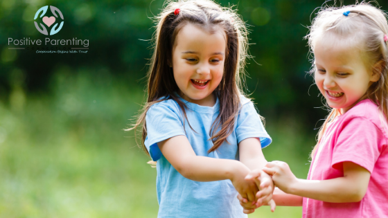 1) Giving Your Child the Power of Positive Attitude!
