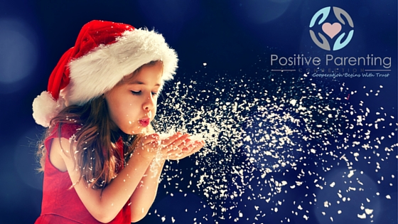 holiday positive parenting