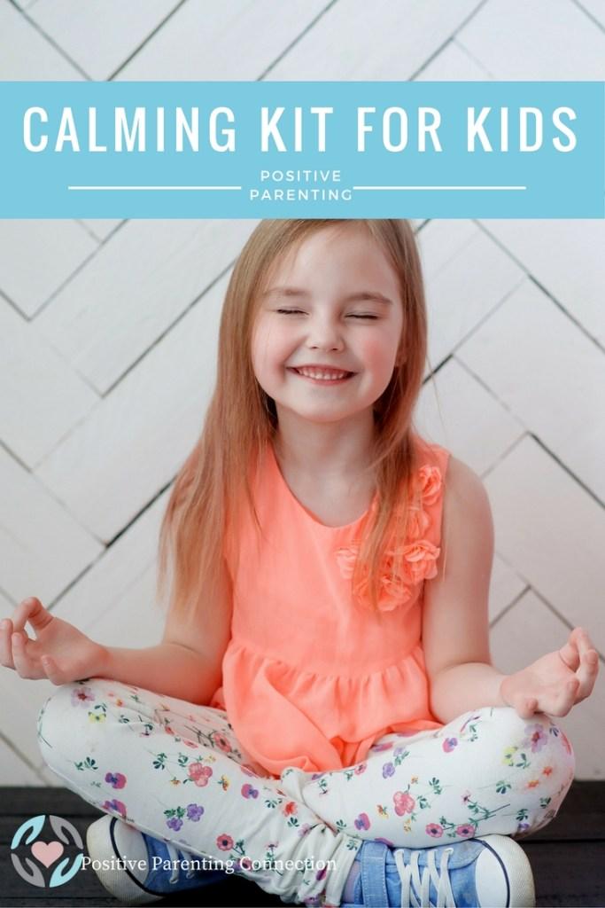 Calming Kit For Kids for behavior