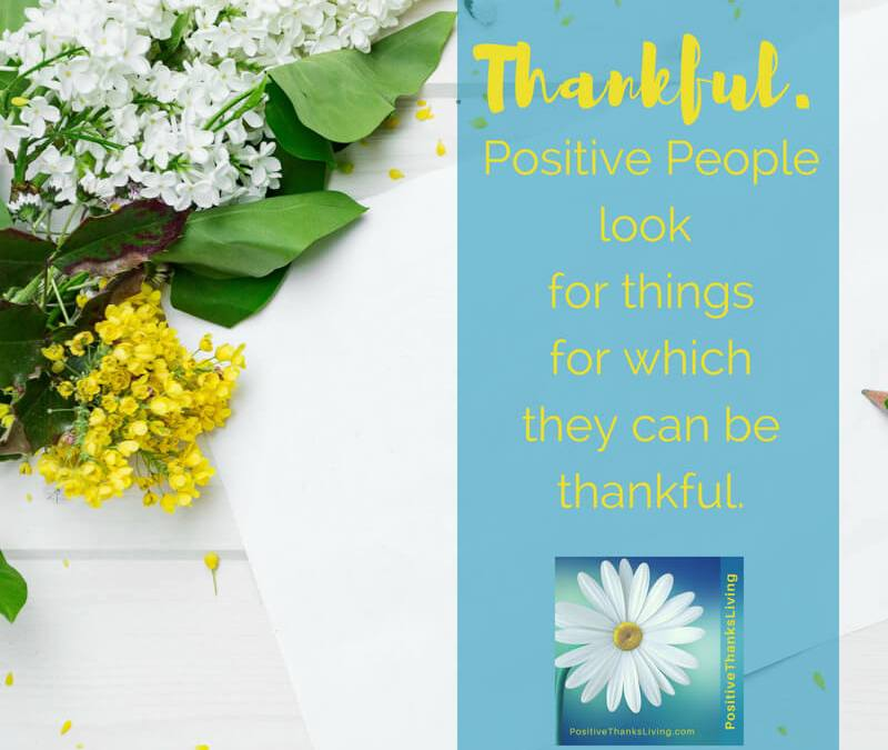 2 of 8 Ways Positive People Help Other's Outlook
