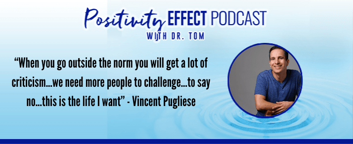 147: Total Life Freedom With Vincent Pugliese