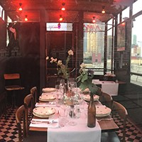 posse,private dining, katendrecht,food, rotterdam