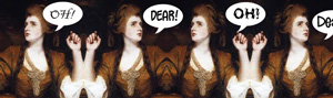 Sarah Siddons as the Tragic Muse of the Internets