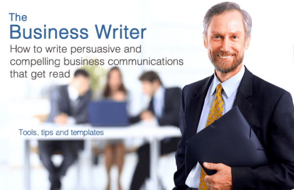 The Business Writer