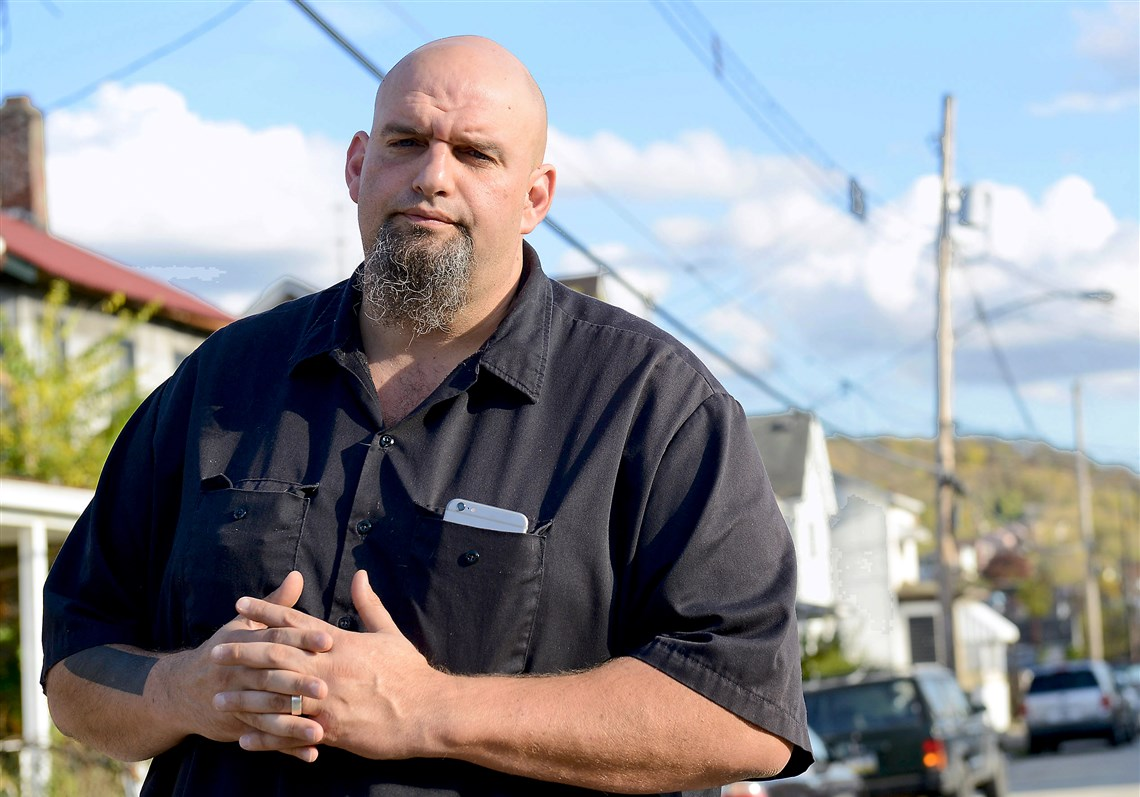 Image result for john fetterman