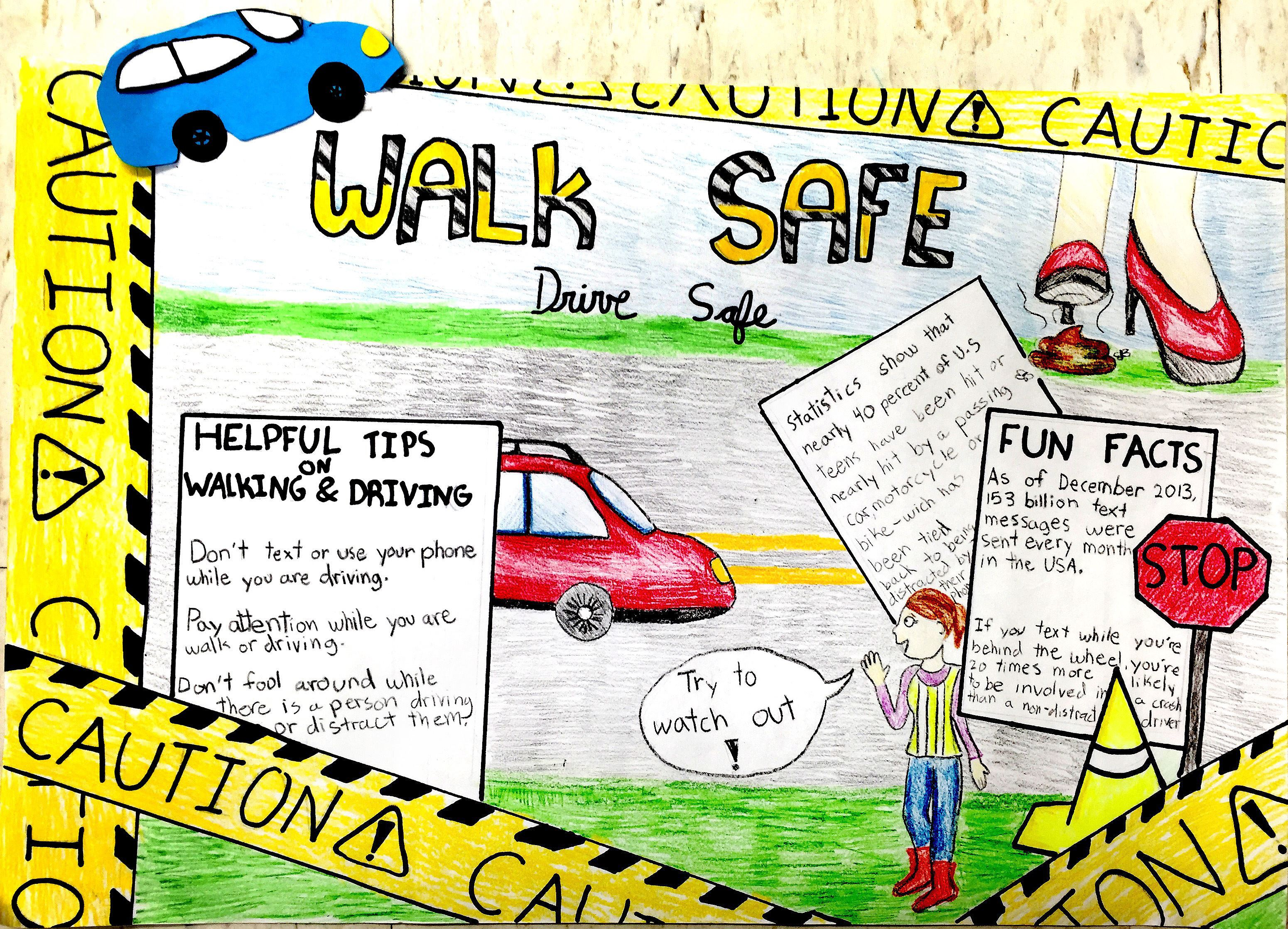 North Allegheny Students Win Poster Contest Award