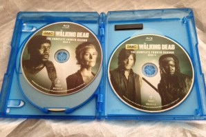 The Walking Dead: The Complete Fourth Season Blu-ray