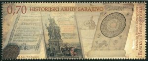 Historical Archives Of Sarajevo