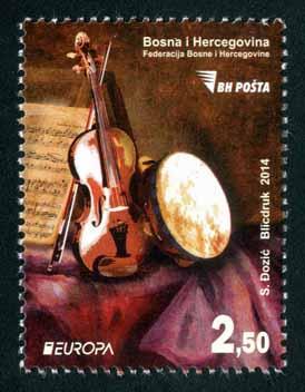 Evropa – Muzički Instrumenti (violina I Def)