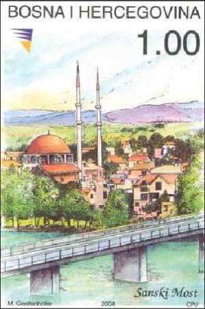 Gradovi BiH – Sanski Most