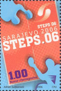 SPORT – 49. Evropski šampionat U Stonom Tenisu Za Mlade STEPS '06 Sarajevo