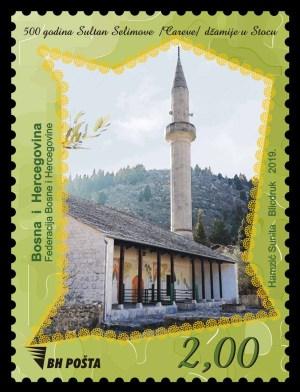 500 Godina Sultan Selimove (Careve) Džamije U Stocu