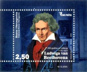 250 Godina Od Rođenja Ludwiga Van Beethovena (1770-1827)