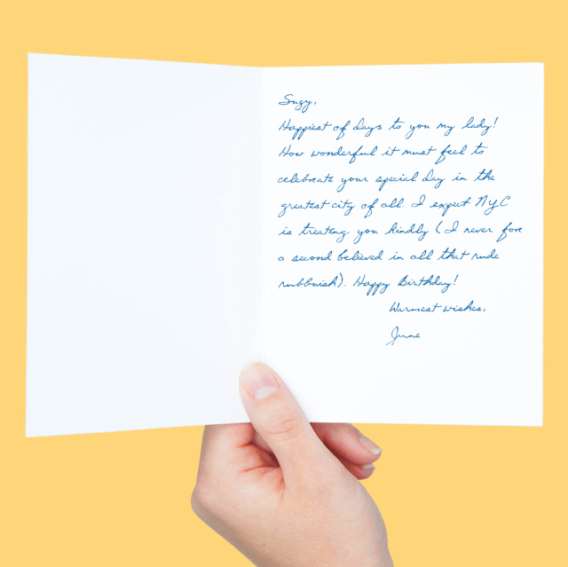 How To Sign a Letter or a Card: 23 Useful Examples & Tips
