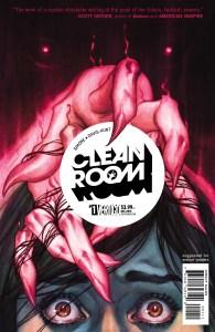 Comics y Clean Room