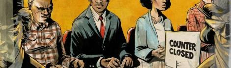 96 - Entre Paneles - March y la lucha por los derechos civiles, parte 1.