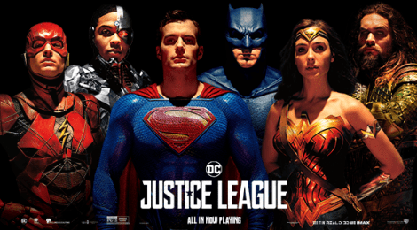 105- Justice League: La Superreseña