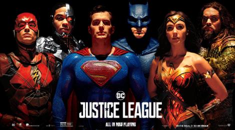 105- Justice League: La Superreseña