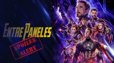 116- Oh Snap! Se acabó: Avengers Endgame