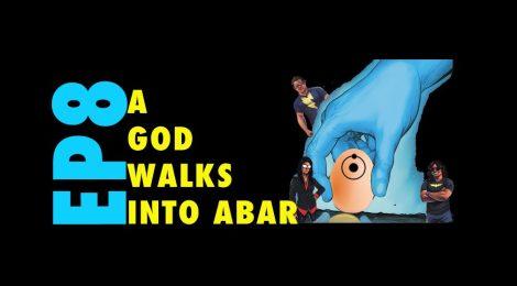 123- Watchmen Ep.8- Cuando un dios hace chistes (recap)