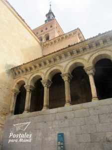 Iglesia Segovia - Postales para Mamá