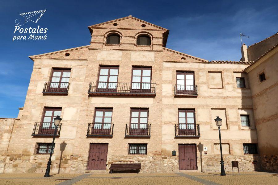 Palacio Condes Bureta - Postales para Mamá