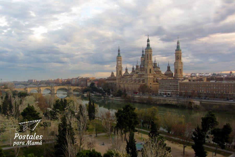 Zaragoza - Postales para Mamá