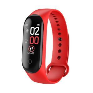 Športové fitness náramkové hodinky - krokomer 9