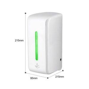 Automatický dávkovač mydla s bezdotykovým senzorom, dezinfekcia rúk (850 ml)  7