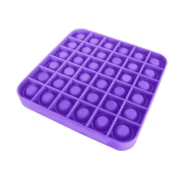 Pop It Fidget senzorická hračka s bublinkami na odbúranie stresu (viac druhov) 2
