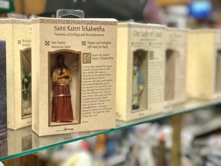 Weigant's Pharmacy figurine, Pawhuska, Oklahoma