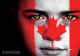 Image result for canada face