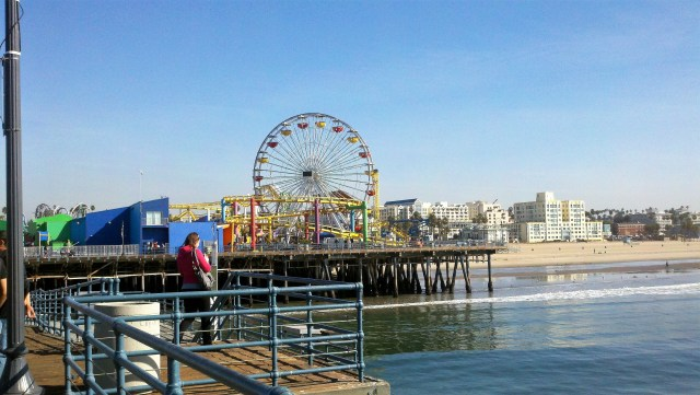 Santa Monica Pier - Nicole Travels: Los Angeles