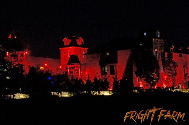 Rich's Fright Farm - Haunted Houses in America
