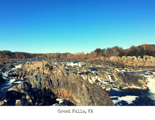 Great FallS, VA - Postcard from Jax