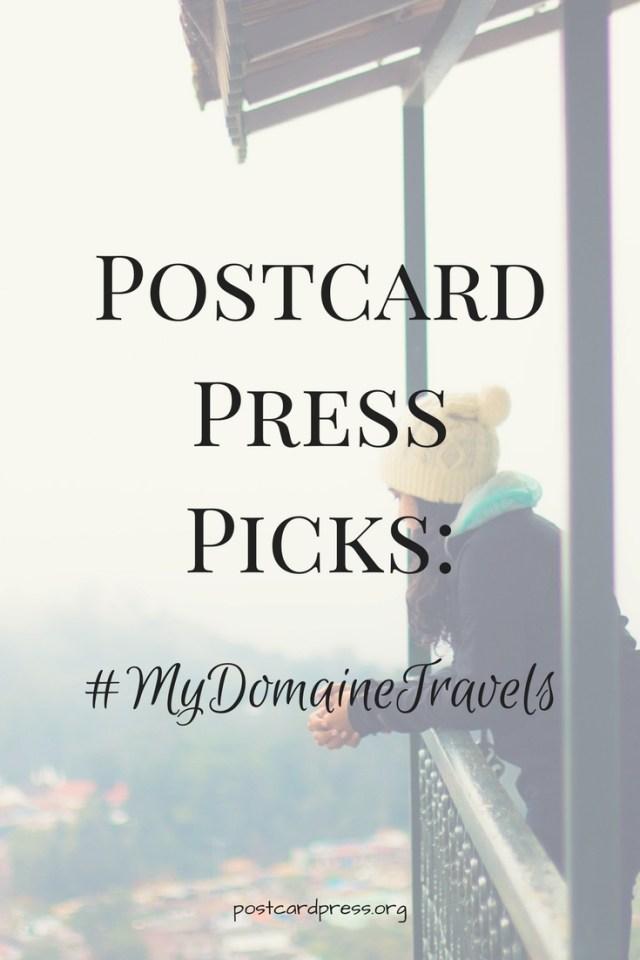 Postcard Press Picks #mydomaintravels