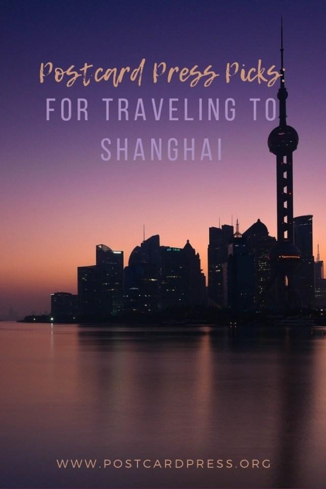 Shanghai Pinterest Image