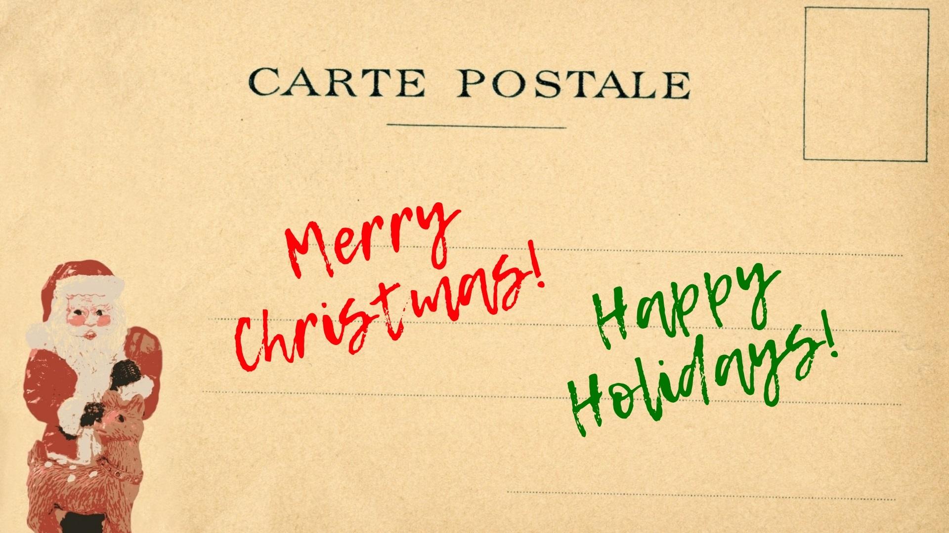 Postcard Press Picks: NORAD Tracks Santa Featured Image