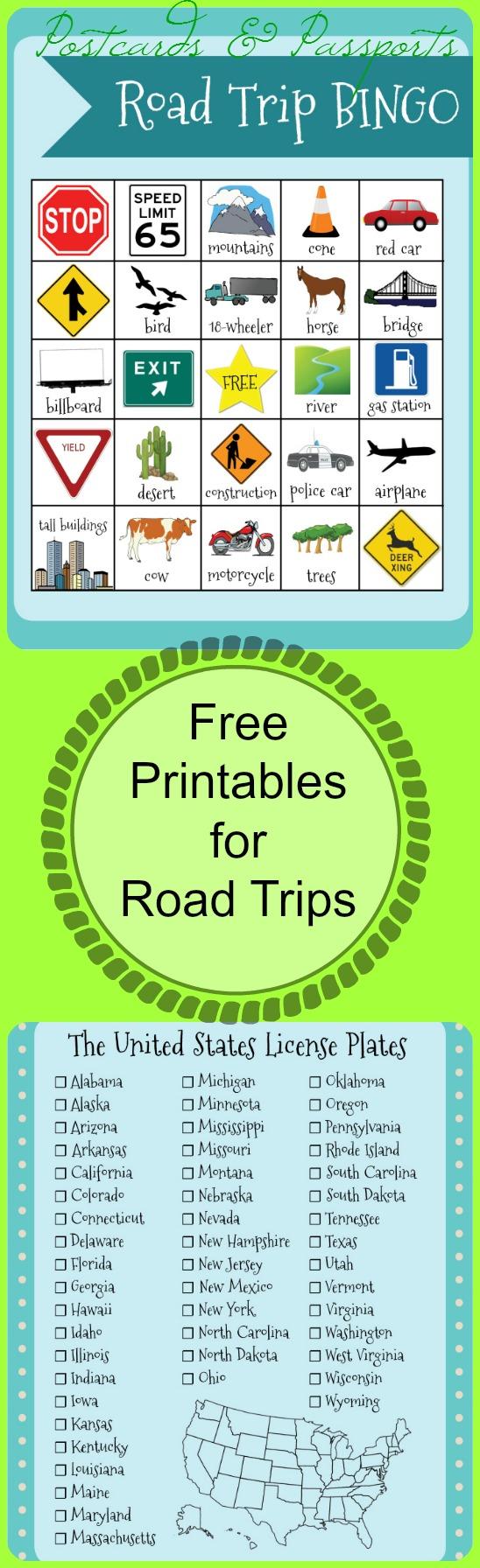 Road Trip - Keeping the Kids Happy