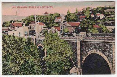 Main St Bridge, Los Gatos