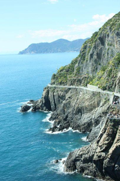 Cinque Terre --the Italian Riviera