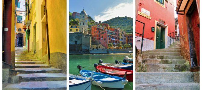 Cinque Terre — the Italian Riviera