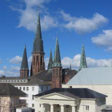 Oldenburg skyline