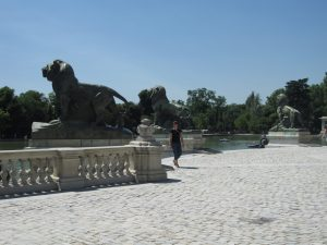 Madrid: Palaces and Napolitanas
