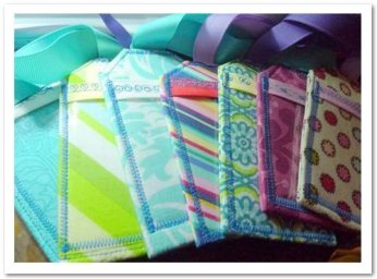 Ten More Travel Crafty Projects