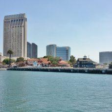 Do the San Diego Harbor