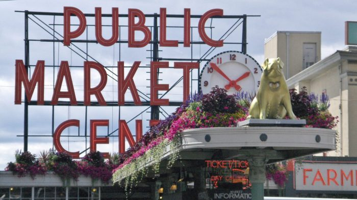 Five Seattle Favorites